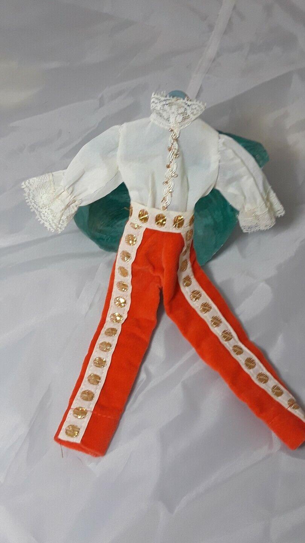 Barbie Conjunto Vintage Circa década de 1960
