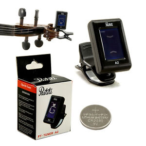 Paititi-Clip-on-Electronic-Digital-Guitar-Bass-Violin-Guitar-Tuner-High-Quality