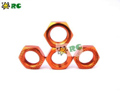 RC 1//8 NEUF 17 mm écrous de roue P1.0MM pour 1:8 LOSI KYOSHO XRAY Racing Buggy Off Road