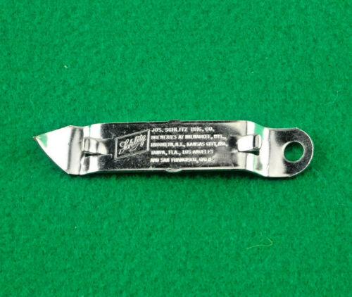 Schlitz Beer Bottle Can Opener Church Key Qty 10 Milwaukee Beer New Free Ship