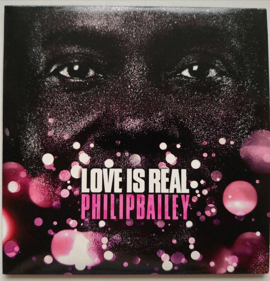 Philip Bailey: Love Is Real, pop