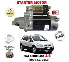 Para Fiat Sedici 1.6 YB21S M16A 4X4 2006 -- > Nuevo Motor De Arranque