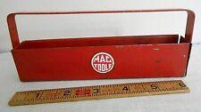 Vintage Mac Tools Model Xt 13 Standard Socket Red Tray Holder Xt13