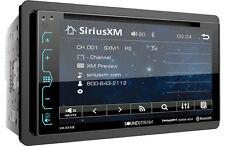 "NEW SOUNDSTREAM VR-65XB 2-DIN DVD CD/MP3 AM/FM RECEIVER W/ 6.2"" LCD BLUETOOTH"