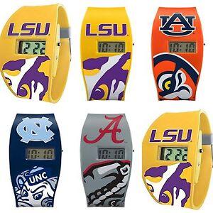 NCAA-Team-Licensed-Lil-Sport-Kid-039-s-Watch-Pick-Your-Team