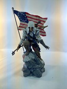 Assassins Creed 3 III Connor Statue Limited Collectors Edition (Statue ONLY)