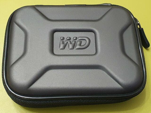 Genuine Western Digital My Passport & Elements External Portable Hard Drive Case