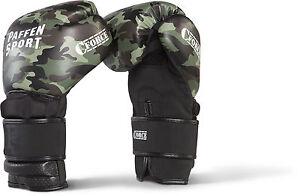 Paffen-Sport-C-Force-Boxhandschuhe-Camo-10-16-Oz-Boxen-MMA-Kickboxen-MT