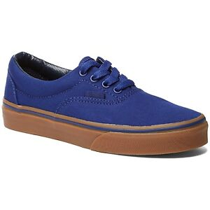 Image is loading New-VANS-Men-039-s-ERA-Canvas-Blueprint-