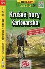 SC 121 Krusne hory, Karlovarsko 1:60 000 (2012)