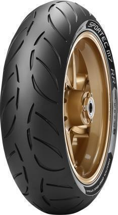 180//55ZR-17  Metzeler Sportec M7 RR Rear Tire  HONDA  CBR600F4I  01-06