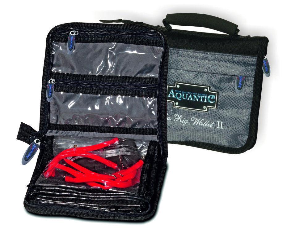 Aquantic sea Rig Wallet II-vorfachtasche, accesorios bolso, Rig Wallet, Wallet, Wallet, rigtasche 161037