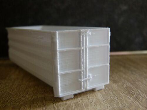 abrollcontainer ns 72x28 1:87 para transformación construiste Abrollmulde