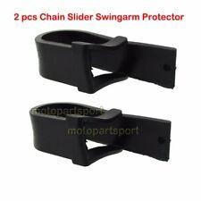 Snap On style Rubber Chain Slider Swingarm Dirt Pit Bike ATV I CS01