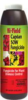 Hi-yield Captan (wettable Powder) Fungicide Voluntary Purchasing Group 12 Oz