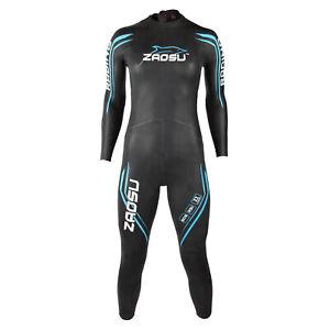 ZAOSU-Racing-2-0-Neoprenanzug-Triathlon-Wetsuit-Schwimmanzug-Damen