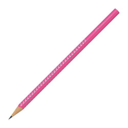 Faber Sparkle Pencil Neon Pink
