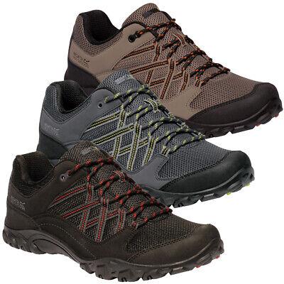 Regatta Women/'s Edgepoint III Waterproof Walking Shoes Grey