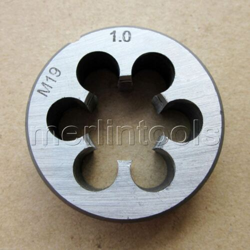 "New Die 1 3//8/"" M/_M/_S 24 Right Hand Thread Die 1 3//8-24 TPI"