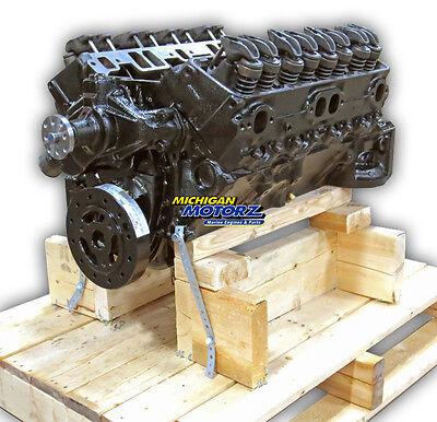 5 7L, 350ci Remanufactured Marine Engine - (1967-86) | eBay