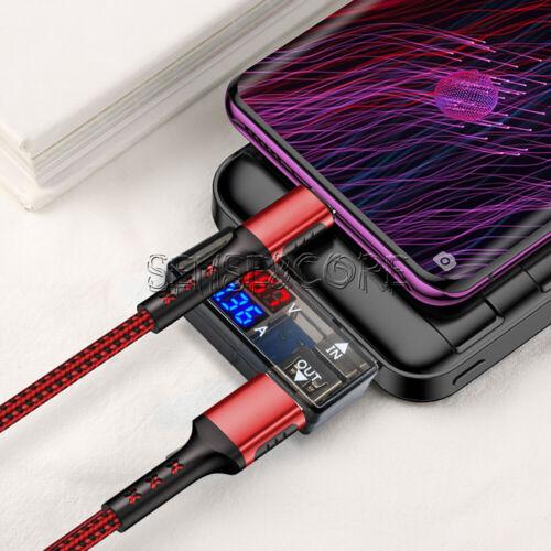 Digital Dual LED USB Current Voltage Meter 5V Voltmeter Power Detector Ammeter