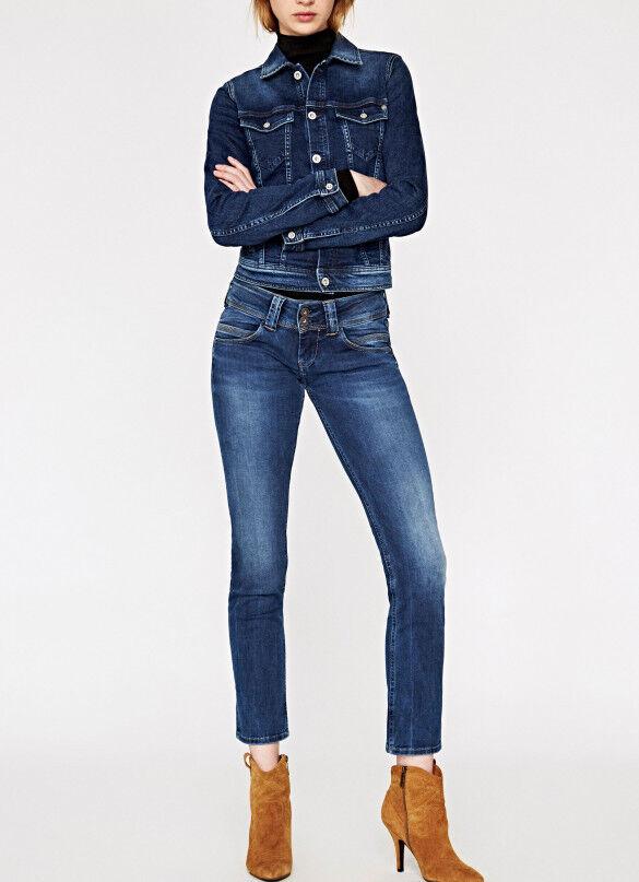 Pepe Jeans  Venus Straight Fit Low Waist SIZE W30 L32 REF C6137