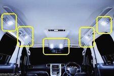 2008-2015 Toyota Alphard Vellfire LED interior Map & Room light package