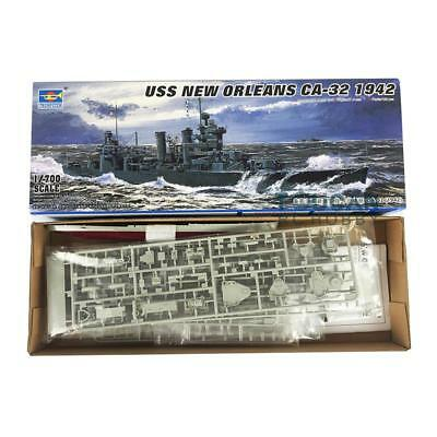 in 1:700 1942 Trumpeter 5742 USS New Orleans CA-32