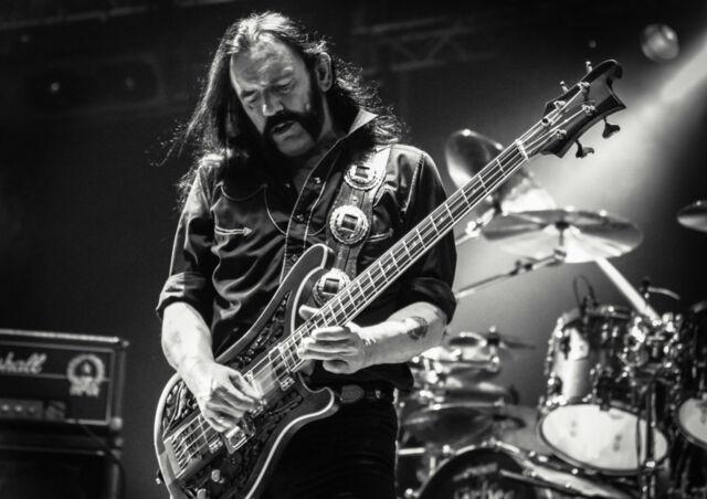Art print POSTER Canvas Lemmy Ian Kilmister Motorhead