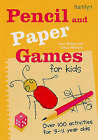 Pencil and Paper Games for Kids by Jane Kemp, Clare Walters (Paperback, 2006)