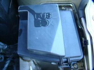 Details about FORD LASER FUSE BOX IN ENGINE BAY 1.8 LTR PETROL KN-KQ on