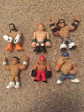 Wwe Catch Rumblers Figurine Paquet X6 Cena Sheamus Rey Punk Alberto Morrison