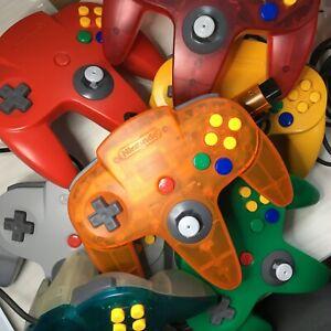 Nintendo-64-Controller-N64-NUS-005-Daiei-Hawks-Aqua-Blue