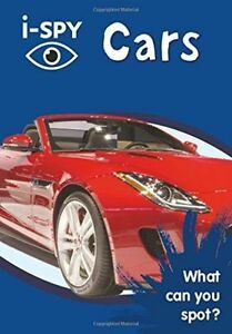 Good-i-SPY-Cars-What-can-you-spot-Collins-Michelin-i-SPY-Guides-Paperback