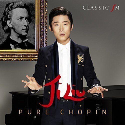 JI LIU Pure Chopin 2015 16-track CD album NEW/SEALED Frederic
