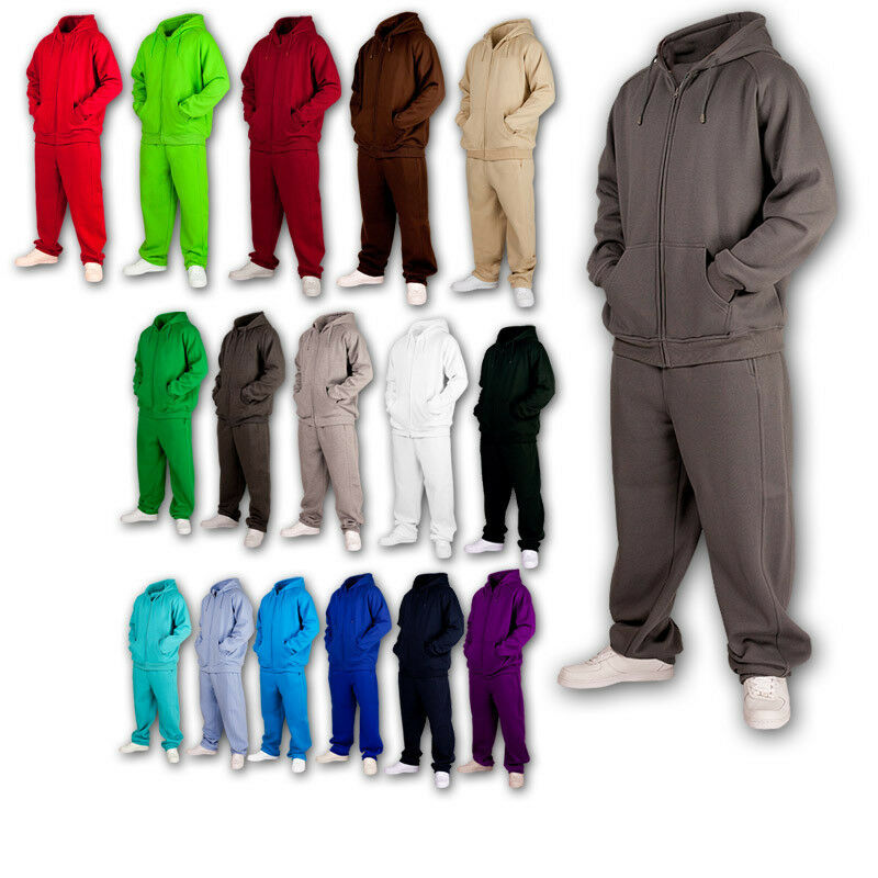 URBAN CLASSICS SWEAT SUIT JOGGINGANZUG ALLE FARBEN  S
