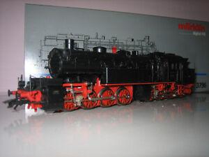 Märklin H0 3796 Locomotive À Vapeur Br 96 Drg Numérique État Embalage D'origine