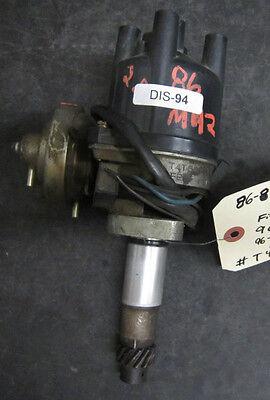 1986 1987 Mazda 626 MX-6 2.0 Non-Turbo Brand New Distributor T4T66072
