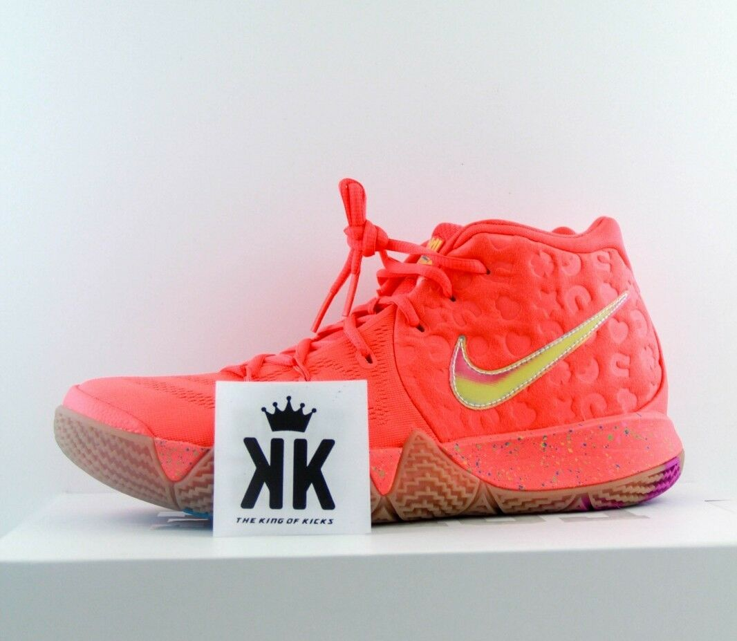 check out 86d38 8d664 NIB precio Nike Kyrie 4 Lucky Charms edicion reduccion de precio NIB el  modelo mas vendido de la marca d72974