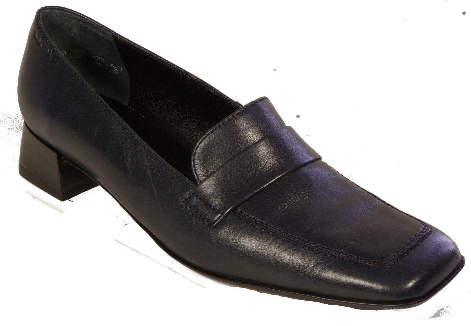 Lloyd Schuhe blau Pumps College Gr. 36 ( 3,5 ) blau Schuhe echt Leder  NEU 616ac4