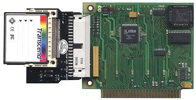 Apple IIe IIgs MicroDrive/Turbo Storage Controller 256Meg Hard Drive