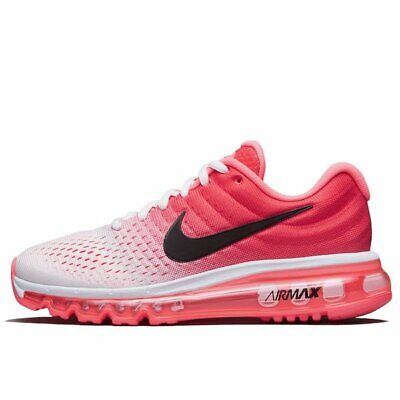 NEW WOMENS NIKE AIR MAX 2017 SNEAKERS 849560 103 MULTIPLE SIZES | eBay