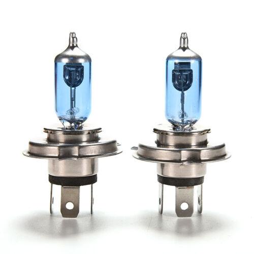 2x H4 HALOGEN GLÜHLAMPE BIRNE Blau Xenon 12V 60//55W AUTOLAMPEN  Limastar   dm