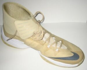 brand new 0d0b1 b1d02 Image is loading Mens-Size-18-Basketball-Shoes-Nike-Zoom-Clear-
