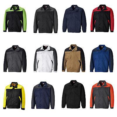 Sanft Dickies Everyday Jacket Mens Lightweight Durable Work Coat Ed247jk