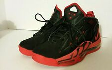 Nike Air Max TL Pillar (525226-011) Black Red ☆Fairly Rare☆ Men's Sz 8☆PRE-OWNED