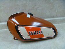 Yamaha 500 XT XT500-D Used Gas Fuel Tank 1977 Vintage YB110