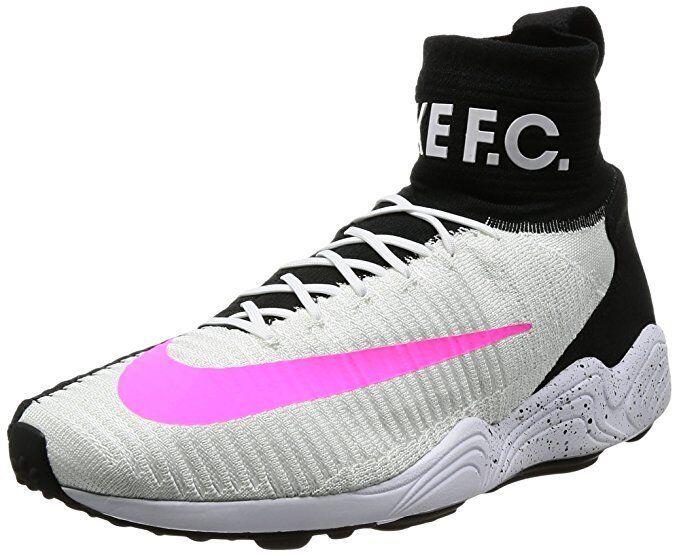 Nike zoom volubile flyknit xi fk rosa esplosione ci 852616-100 dimensioni
