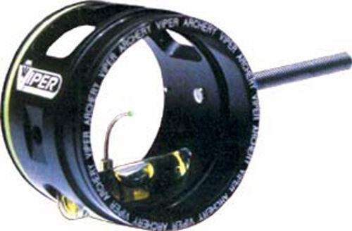 Green Fiber Optic .010 4X Viper Scope with up-pin
