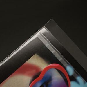 200-x-12-034-Vinyl-Record-LP-Album-Covers-aka-Blake-sleeves-Crystal-Clear-Sealed